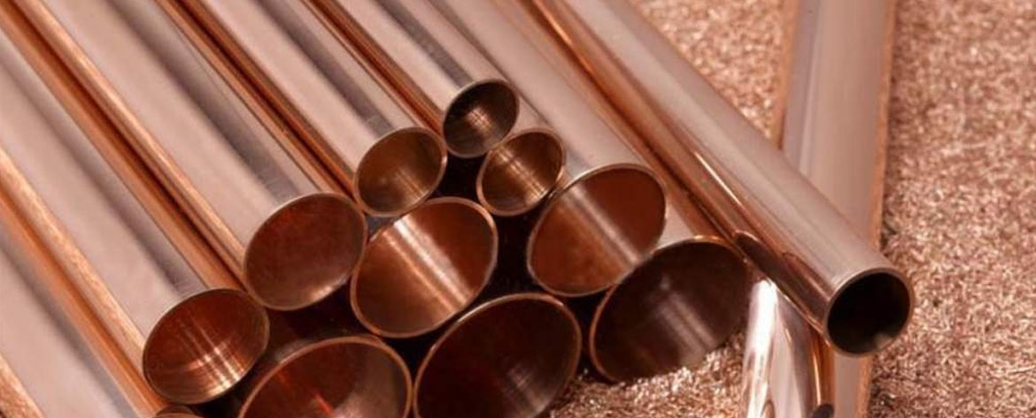 Cupro Nickel 90/10 Pipes Supplier