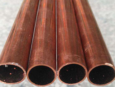 Copper Welded Pipes