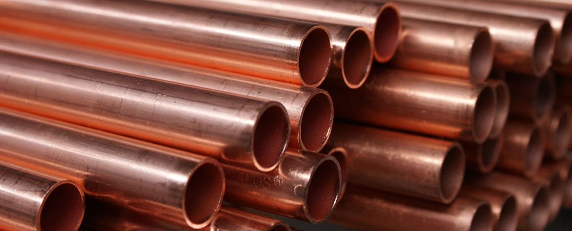 Copper Pipes Supplier