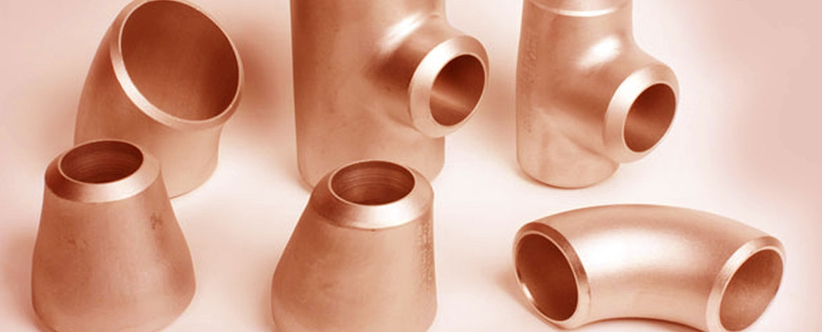 Cupro Nickel 70/30 Pipe Fittings Manufacturer