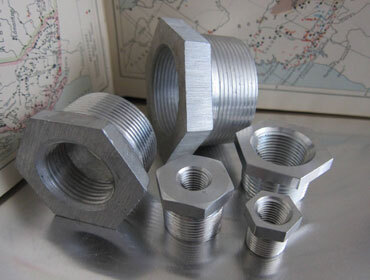 Stainless Steel 321, 321H Bushing