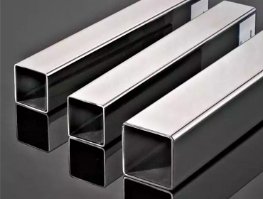 Stainless Steel 304 / 304L Seamless Square Pipes