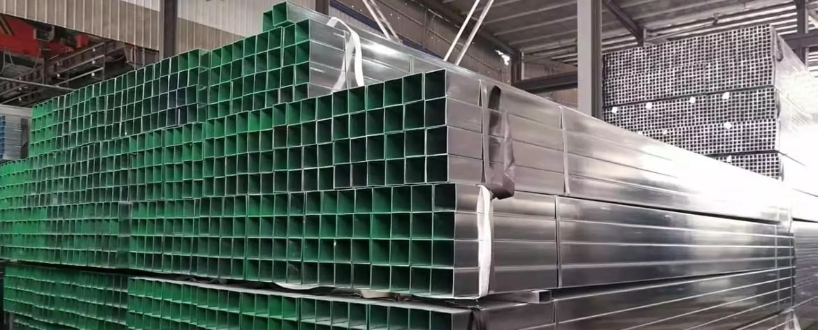Stainless Steel 304/304L Square Pipes Supplier