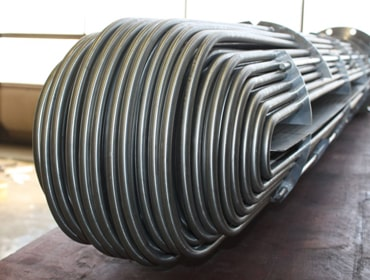 Stainless Steel 304L Seamless Heat Exchanger Tubes