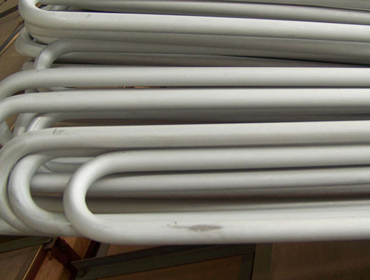 Stainless Steel 304L Seamless U Shaped Tubes