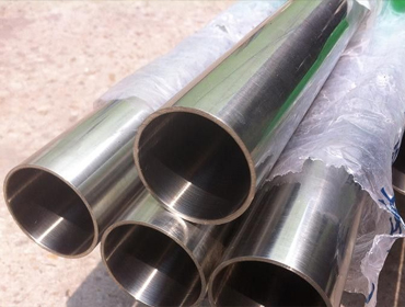 Stainless Steel 316H Welded Polish Pipes