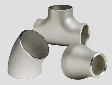 Stainless Steel Butt weld Seamless Fittings